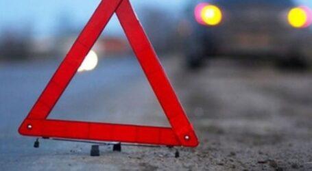 ДТП на Дніпропетровщині: постраждали жінка і діти