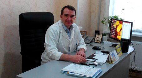 У Кам'янському помер онкохірург міської лікарні №9