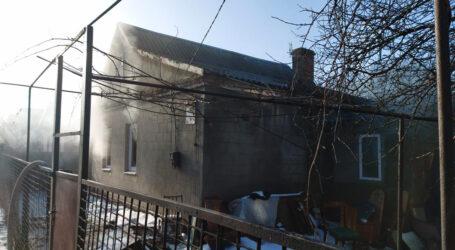 У Кам'янському на пожежі загинув пенсіонер