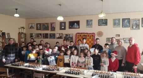 Юні шахісти Кам'янського змагалися за звання кращих