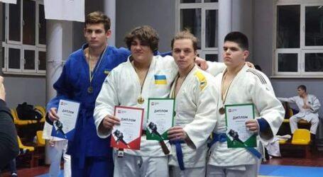 На Чемпіонаті області з дзюдо кам'янчани вибороли третє місце