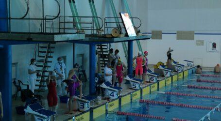 Каменские пловцы удачно выступили на Чемпионате Украины