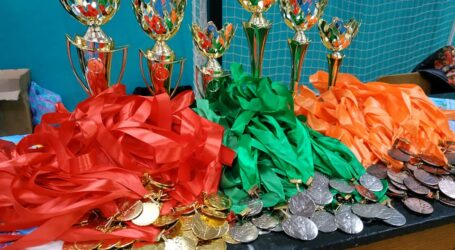 В Каменском прошел Чемпионат области по пумсэ