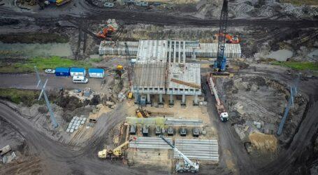 Працюють цілодобово: на якому етапі будівництво траси Дніпро – Решетилівка