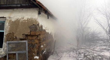 На Дніпропетровщині на пожежі у власному домі загинув чоловік