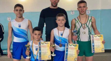 Кам'янчани – призери Всеукраїнського турніру зі стрибків на акробатичній доріжці