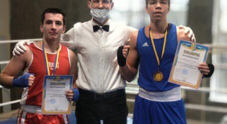 Кам'янські боксери вибороли «срібло» на всеукраїнському турнірі