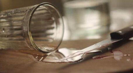 У Кам'янському під час сварки жінка штрикнула співмешканця ножем у живіт