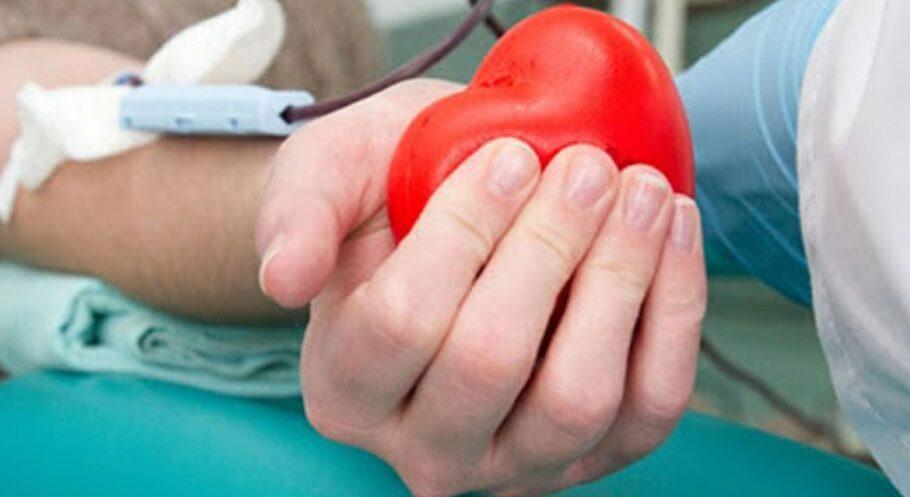 Донори Дніпропетровщини здали 18,7 тис літрів крові