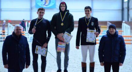 Два «золота» здобула Дніпропетровщина на всеукраїнському чемпіонаті з п'ятиборства