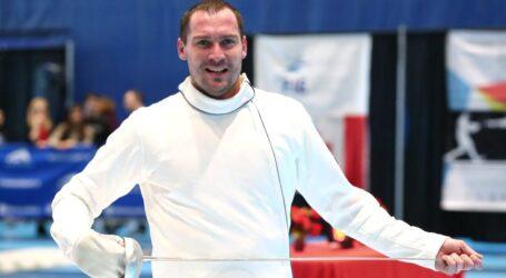 Шпажист із Дніпропетровщини здобув золоту медаль на всеукраїнському турнірі