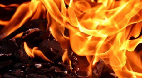 У 2021 році на Дніпропетровщині сталося майже 300 побутових пожеж