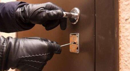 На Дніпропетровщині затримали серійного квартирного крадія