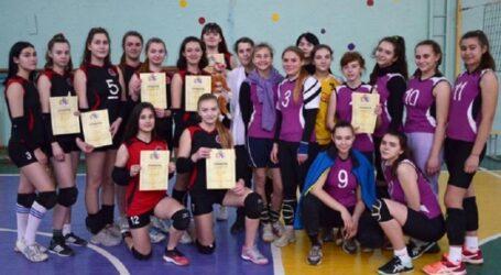 Кам'янчанки – переможниці чемпіонату області з волейболу