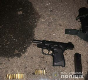 У Кам'янському районі затримали автокрадія - ФОТО