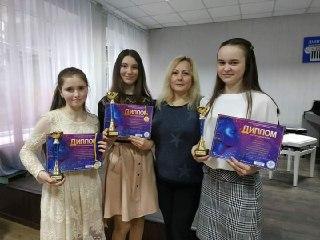 Кам'янчанки здобули перемогу на всеукраїнському фестивалі