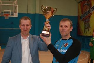 У Кам'янському на чемпіонаті з міні футболу визначились чемпіони в Лізі «В»