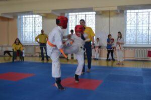 Єдиноборства в Кам'янському навчають не лише битися, а й граційно рухатись - ФОТО