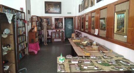 Історичну атмосферу Кам'янського відтворюють в міській бібліотеці