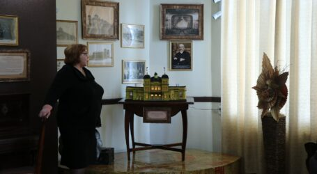 У театрі Кам'янського відкрилась нова музейна експозиція