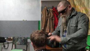 чоловічі зачіски