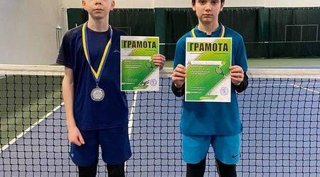 У Кам'янському пройшов тенісний турнір