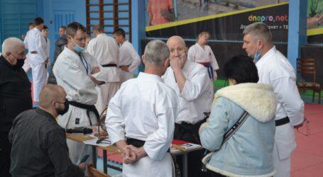 Серед спортсменів Кам'янського немає спалаху інфекційних хвороб