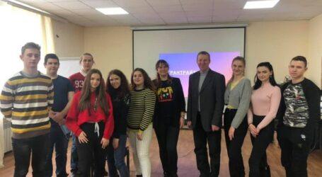 У Кам'янському відбувся тренінговий курс «Я – грантоїд»