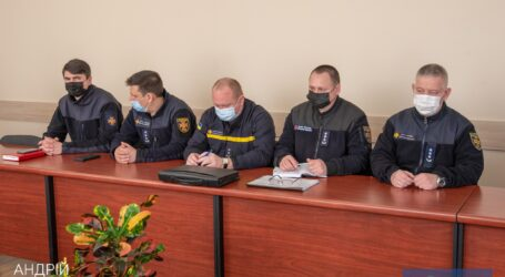 У Кам'янському стартувала контрольна перевірка діяльності аварійно-рятувальних служб