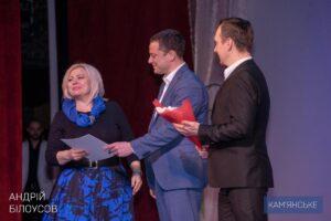 Жінки Кам'янського приймали вітання від міського голови - ФОТО