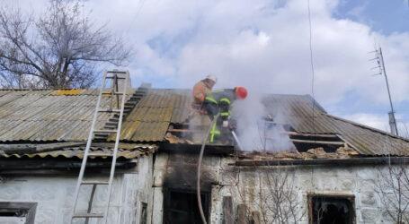На Дніпропетровщині на пожежі загинув власник будинку