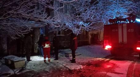 На Дніпропетровщині на пожежі загинула пенсіонерка