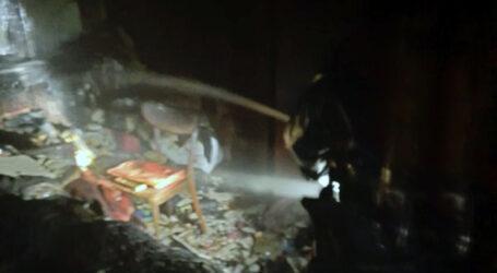 На Дніпропетровщині на пожежі загинув чоловік