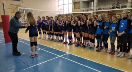 Кам'янчанки здобули «бронзу» на чемпіонаті області з волейболу