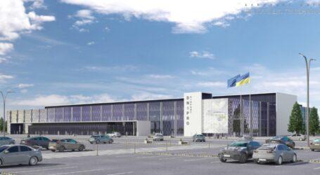 Розпочато першу чергу будівництва нового аеродрому в Дніпрі