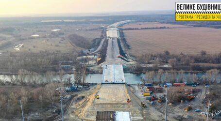 На Дніпропетровщині розпочали будівництво останньої ділянки Решетилівської траси