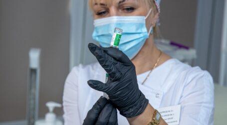 Понад 15 тис мешканців Дніпропетровщини записалися у чергу на вакцинацію від коронавірусу