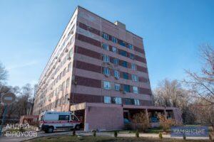 У Кам'янському планують провести реконструкцію двох великих лікарень - ФОТО