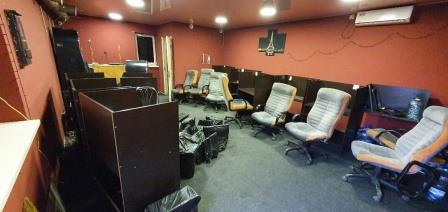 На Дніпропетровщині виявили два нелегальних гральних зала