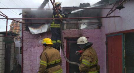 На Дніпропетровщині на пожежі згоріли курчата
