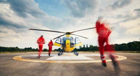 В Україні запрацює гелікоптерна медична служба