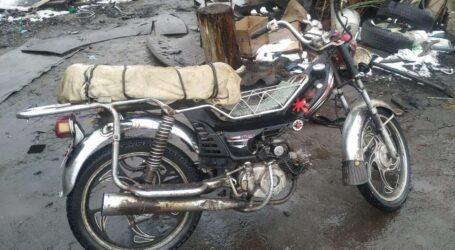 На Дніпропетровщині підліток викрав мотоцикл