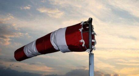 Надзвичайники попереджають про посилення вітру
