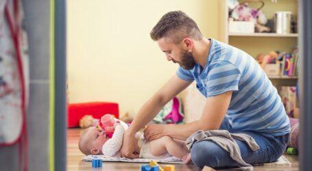 Уряд створив рівні можливості матері та батька на догляд за дитиною