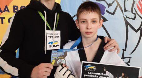 Каменчане – призеры Всеукраинского турнира по тхэквондо