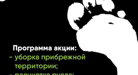 """Каменчан приглашают оставить """"Чистый след"""""""
