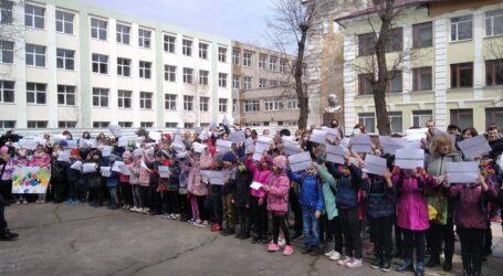 Закінчити ремонт школи в Кам'янському вимагають від ОДА батьки учнів