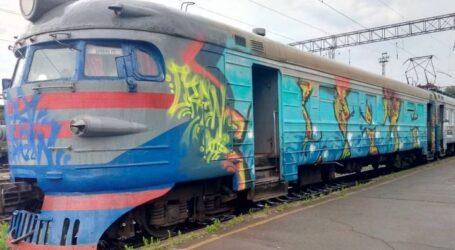 На Дніпропетровщині вандали псують електрички