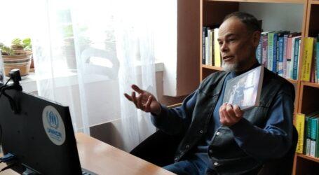 В Кам'янському презентували книжку-фентезі про Чорнобиль