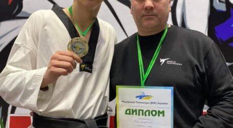 Каменчане стали призерами на Чемпионате Украины по тхэквондо